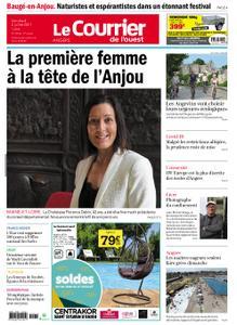 Le Courrier de l'Ouest Angers – 02 juillet 2021