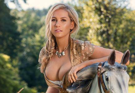 Kathie Kern - German Playmate of the Month for October 2016 (part 2)
