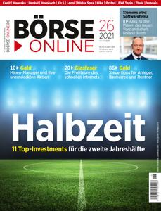 Börse Online - 01 Juli 2021