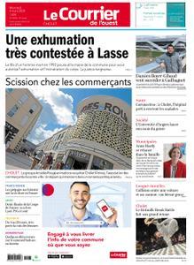 Le Courrier de l'Ouest Cholet – 04 mars 2020
