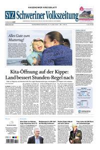Schweriner Volkszeitung Hagenower Kreisblatt - 09. Mai 2020