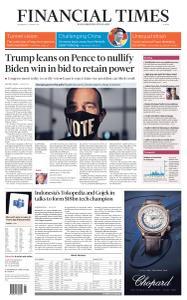 Financial Times Europe - January 6, 2021