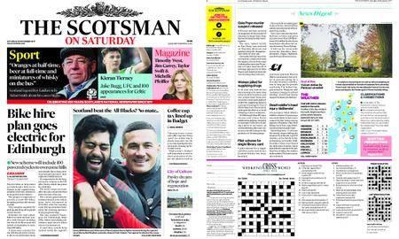 The Scotsman – November 18, 2017