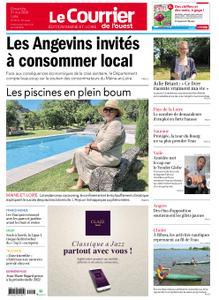 Le Courrier de l'Ouest Angers – 31 mai 2020