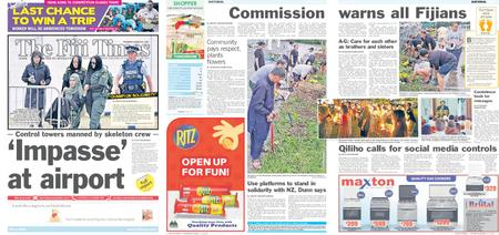 The Fiji Times – March 21, 2019