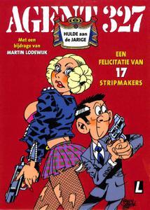 Agent 327 - I02 - Integraal 2 1969-1976