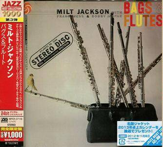 Milt Jackson - Bags & Flutes (1957) {2012 Japan Jazz Best Collection 1000 Series WPCR-27116}