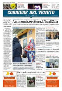 Corriere del Veneto Venezia e Mestre – 12 luglio 2019