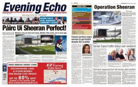 Evening Echo – May 03, 2018
