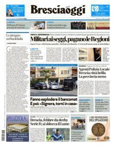 Brescia Oggi - 19 Ottobre 2017