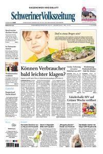 Schweriner Volkszeitung Hagenower Kreisblatt - 20. Januar 2018