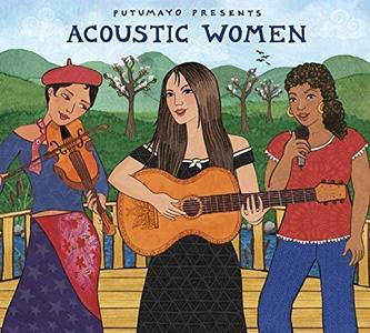 VA - Acoustic Women (2019)