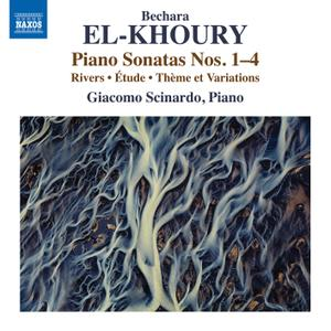 Giacomo Scinardo - Bechara El-Khoury: Works for Piano (2019)