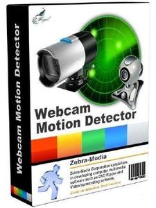 Zebra Webcam Motion Detector 2.4