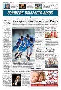 Corriere dell'Alto Adige - 2 Agosto 2018