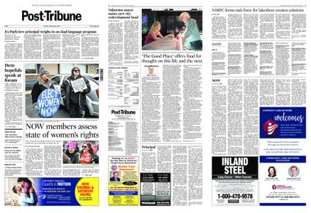 Post-Tribune – January 19, 2020