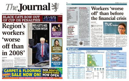 The Journal – October 30, 2019