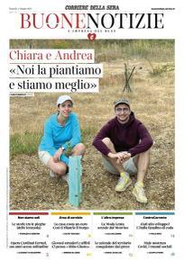 Corriere della Sera Buone Notizie - 4 Maggio 2021