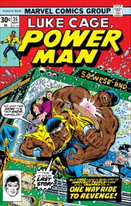 Luke Cage, Power Man 035 (1976) (Digital