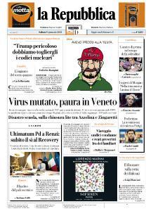 la Repubblica - 9 Gennaio 2021