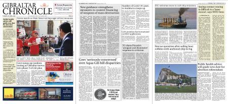 Gibraltar Chronicle – 30 June 2020