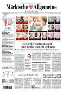 Märkische Allgemeine Westhavelländer - 08. Februar 2018