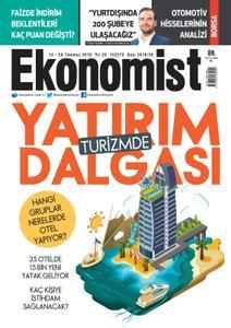 Ekonomist – 12 Temmuz 2019