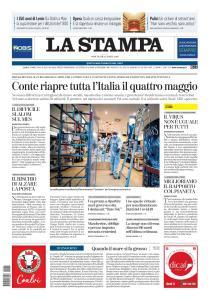 La Stampa Imperia e Sanremo - 22 Aprile 2020