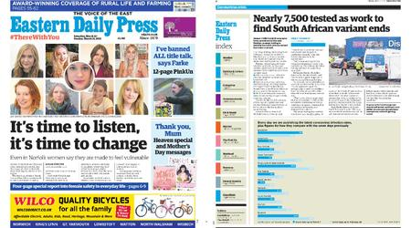 Eastern Daily Press – March 13, 2021