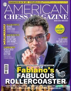 Chess Quarterly • American Chess Magazine • Issue #6 • Spring 2018