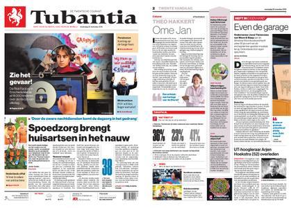Tubantia - Enschede – 20 november 2019