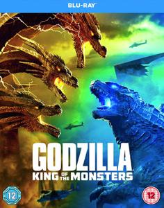 Godzilla: King of the Monsters (2019) + Extras