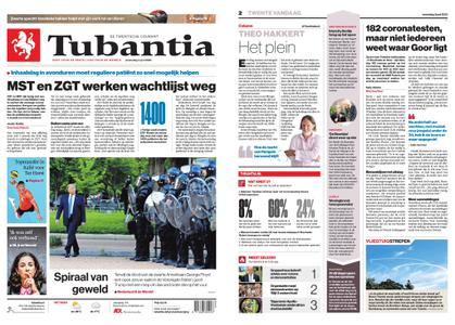 Tubantia - Enschede – 03 juni 2020