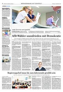Neue Oranienburger Zeitung - 02. September 2019