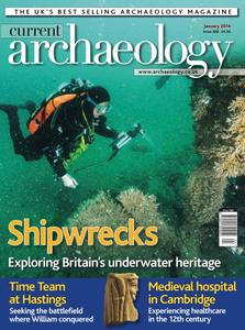 Current Archaeology - Issue 286