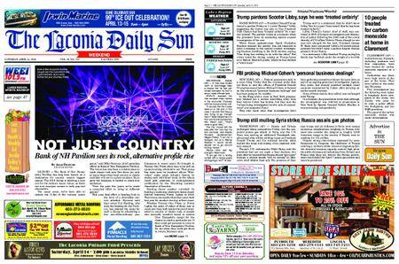 The Laconia Daily Sun – April 14, 2018