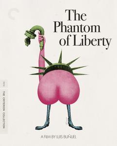 The Phantom of Liberty / Le fantôme de la liberté (1974) [Criterion Collection]