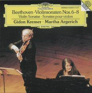 Argerich, Kremer, Maisky - The Complete Duo Recordings (2012) {13CD BoxSet Deutsche Grammophon 477 9524}