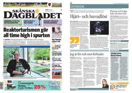 Skånska Dagbladet – 17 juli 2019