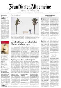 Frankfurter Allgemeine Zeitung - 13 Februar 2021