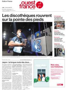 Ouest-France Édition France – 09 juillet 2021