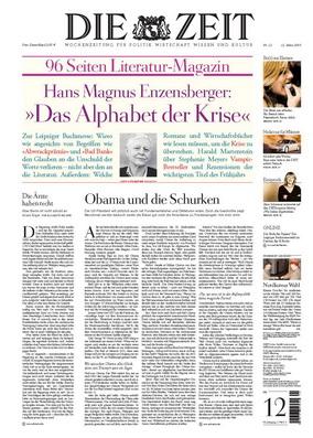 Die Zeit 2009.12 vom 12.03.2009