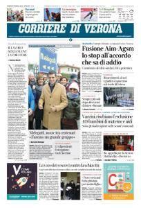 Corriere di Verona - 9 Febbraio 2018