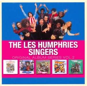 The Les Humphries Singers - Original Album Series Vol. 2 (2014) [5CD Box Set]