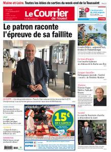 Le Courrier de l'Ouest Nord Anjou – 01 novembre 2019