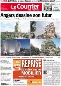 Le Courrier de l'Ouest Angers - 03 mars 2018
