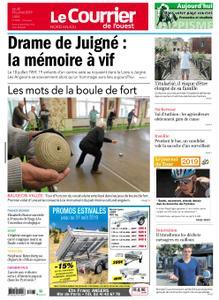 Le Courrier de l'Ouest Nord Anjou – 18 juillet 2019