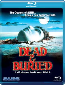 Dead & Buried (1981) + Extras