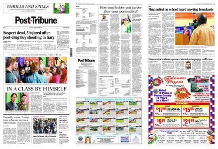 Post-Tribune – September 29, 2017