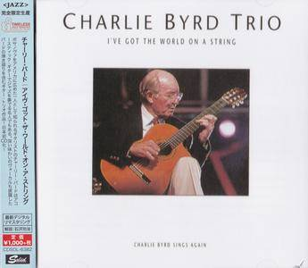 Charlie Byrd Trio - I've Got The World On A String (1994) {2015 Japan Timeless Jazz Master Collection Complete Series}